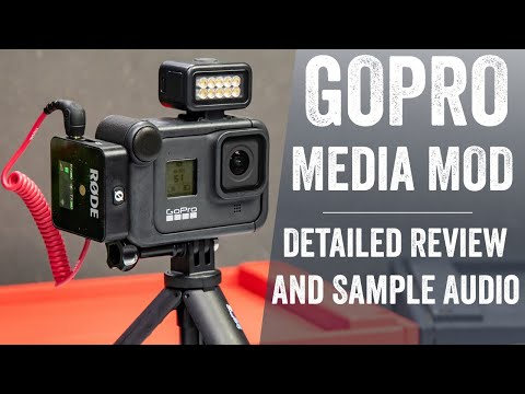 GoPro Media Mod Review // Extensive Testing, Comparisons, Samples