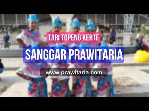 Tari Topeng Kerte - Sanggar Prawitaria - Car Free Day WEP Gresik