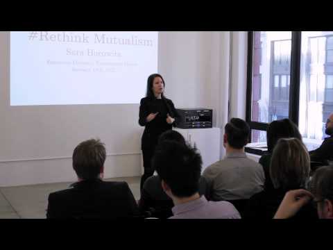 Grind Presents #Rethink Mutualism | Sara Horowitz (Freelancers Union)