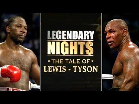 Lennox Lewis vs. Mike Tyson (Documentary)