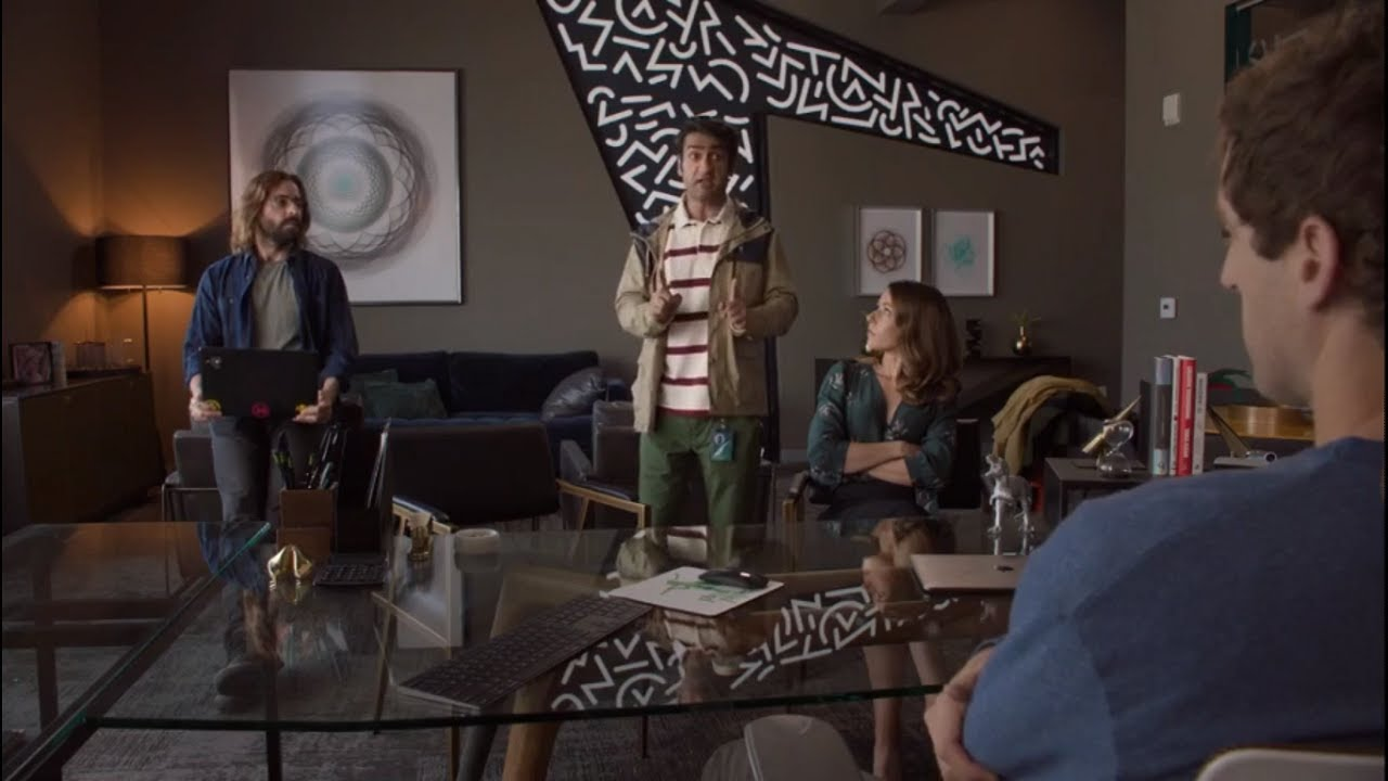 Download Spectacular Self-destruction - Silicon Valley - Finale S6E7