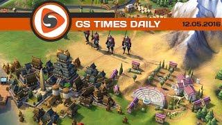 GS Times [DAILY]. Чего ждать от Civilization 6?