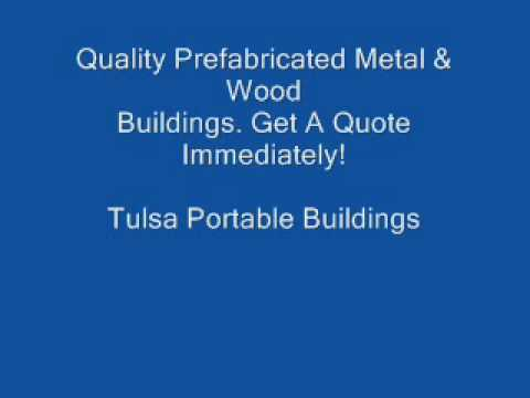 Portable Building Tulsa 0001