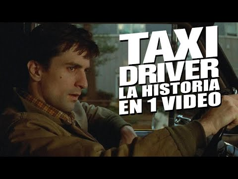 Taxi Driver: La Historia en 1 Video