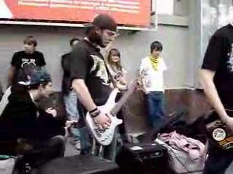 Noize MC - 10 Девочка скинхед (Arbat, 01.06.2008)