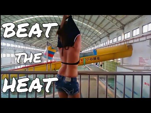 What's Inside Taiwan Swimming Pool  | Taiwan Travel