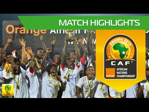 DR Congo vs Mali (Final) | Orange African Nations Championship, Rwanda 2016