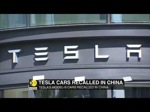 Tesla recalls 14,000 cars in China over Takata airbags