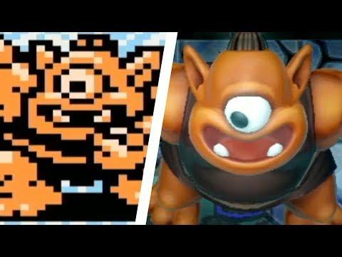 Zelda: Link's Awakening - All Bosses Comparison (Switch Vs Original)
