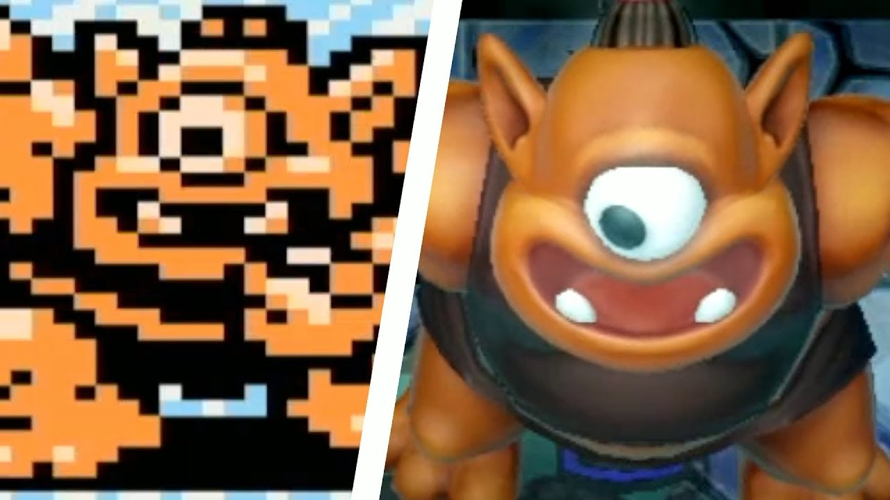 Zelda: Link's Awakening - All Bosses Comparison (Switch vs Original) thumbnail