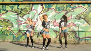 Spice - So Mi Like It * Dancehall choreo by Frizzy Wizz