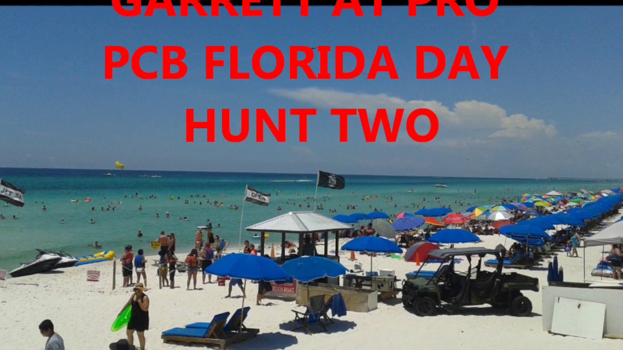 Metal Detecting Panama City Beach Florida Day Hunt 2