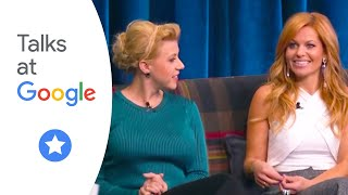 candace cameron bure jodie sweetin andrea barber fuller house talks at google