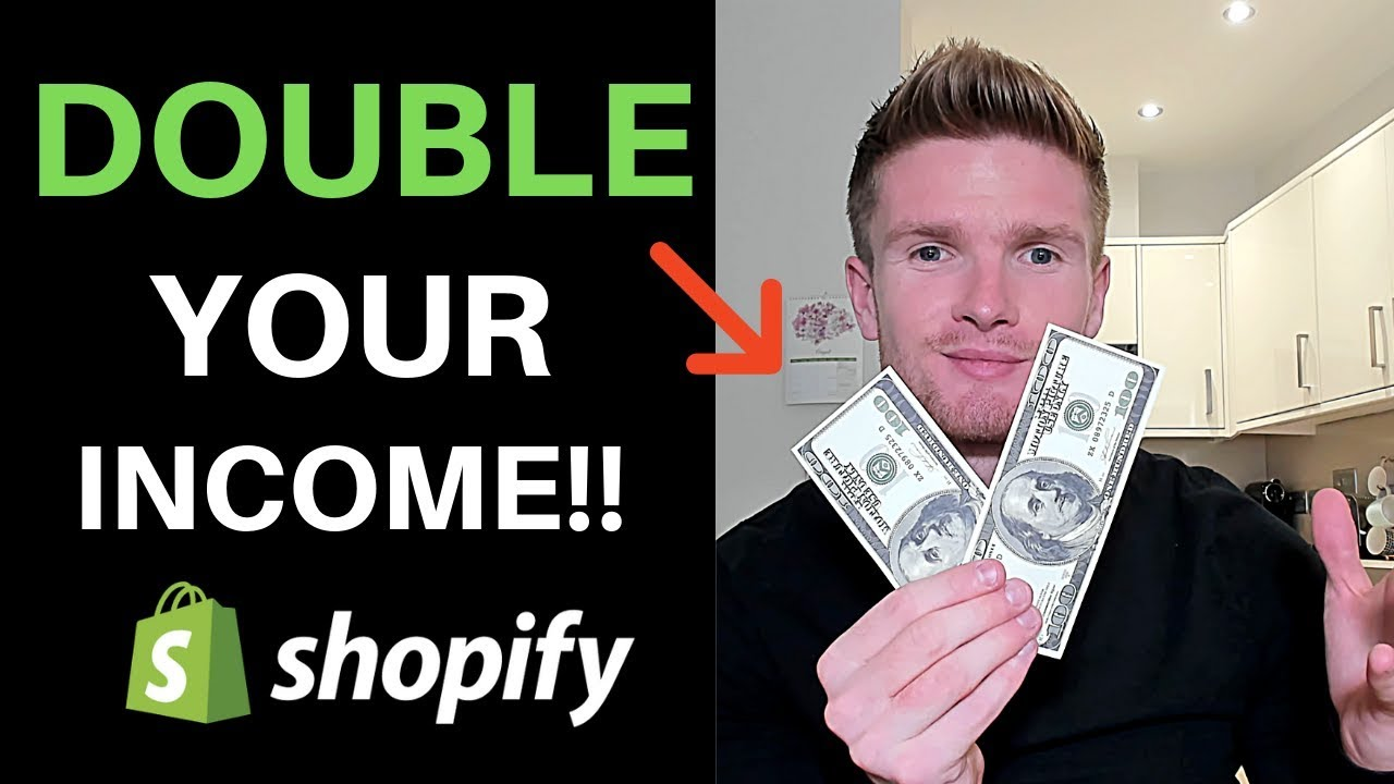 How To Quickly DOUBLE Your Income On Shopify | 3 Simple Hacks No One Talks About