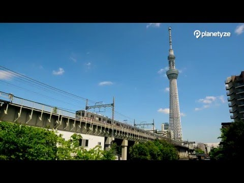 Tokyo SkyTree, Tokyo - The Tallest Building in Japan | One Minute Japan Travel Guide