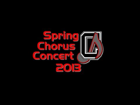 Chickahominy Middle School Spring Chorus Concert 2013 - Preview