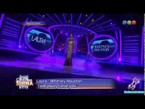 Tu cara me suena 1x03 - Laura Esquivel (Whitney Houston) Videos De Viajes