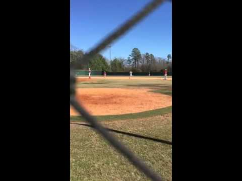Brennon Bockhaus Haughton high school home run