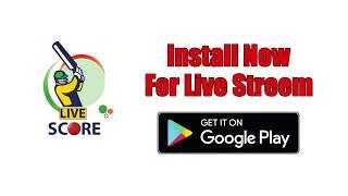 Live Cricket Streeming App