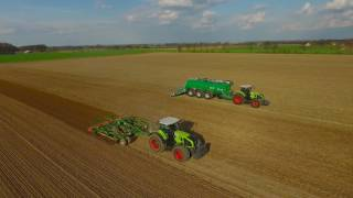 The New Generation | Claas Axion 900 &  Arion 500/600