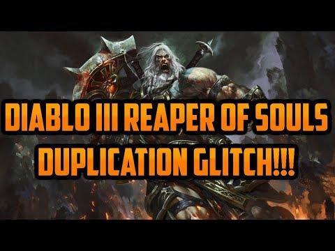 Diablo 3 ROS Duplication Glitch