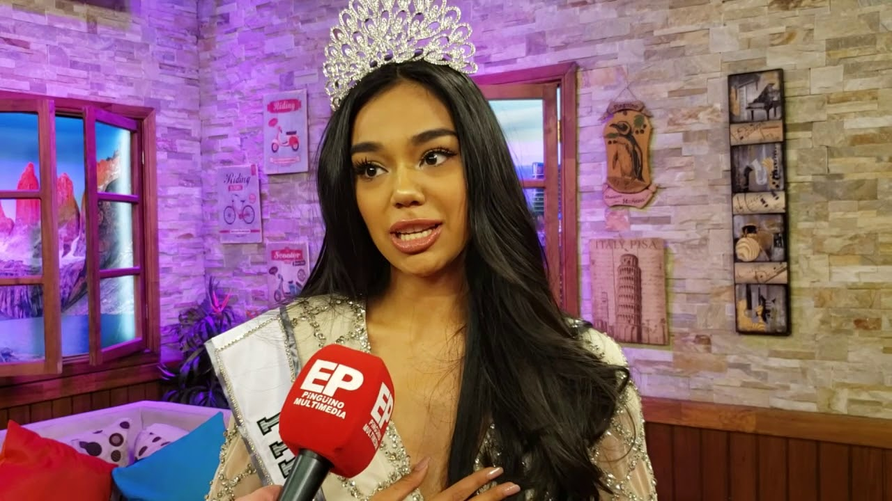 Geraldine González Se Coronó Como La Nueva Miss Universo