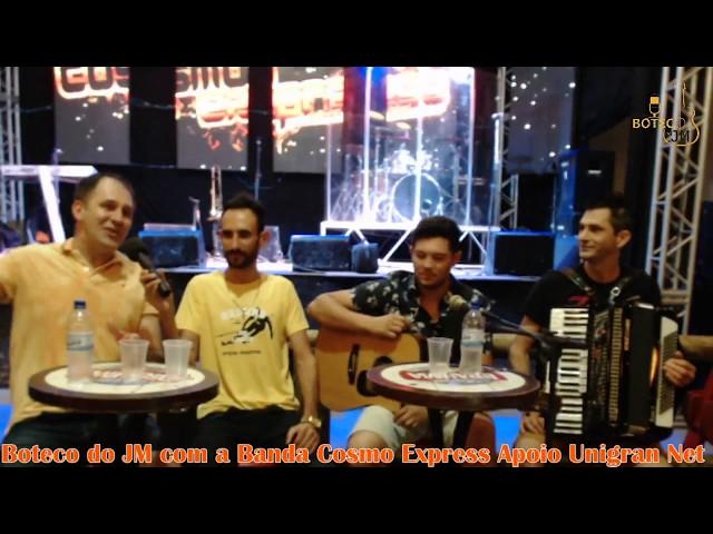 Boteco do JM Banda Cosmo Express 17 11 17
