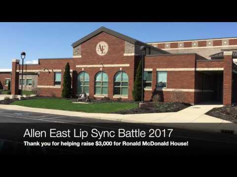 Allen East Lip Sync 2017