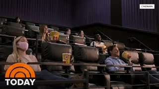 Ticket Sales Bounce Back As Crowds Return To Movie Theaters