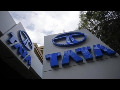 Shares of Tata Group companies on BSE plunges