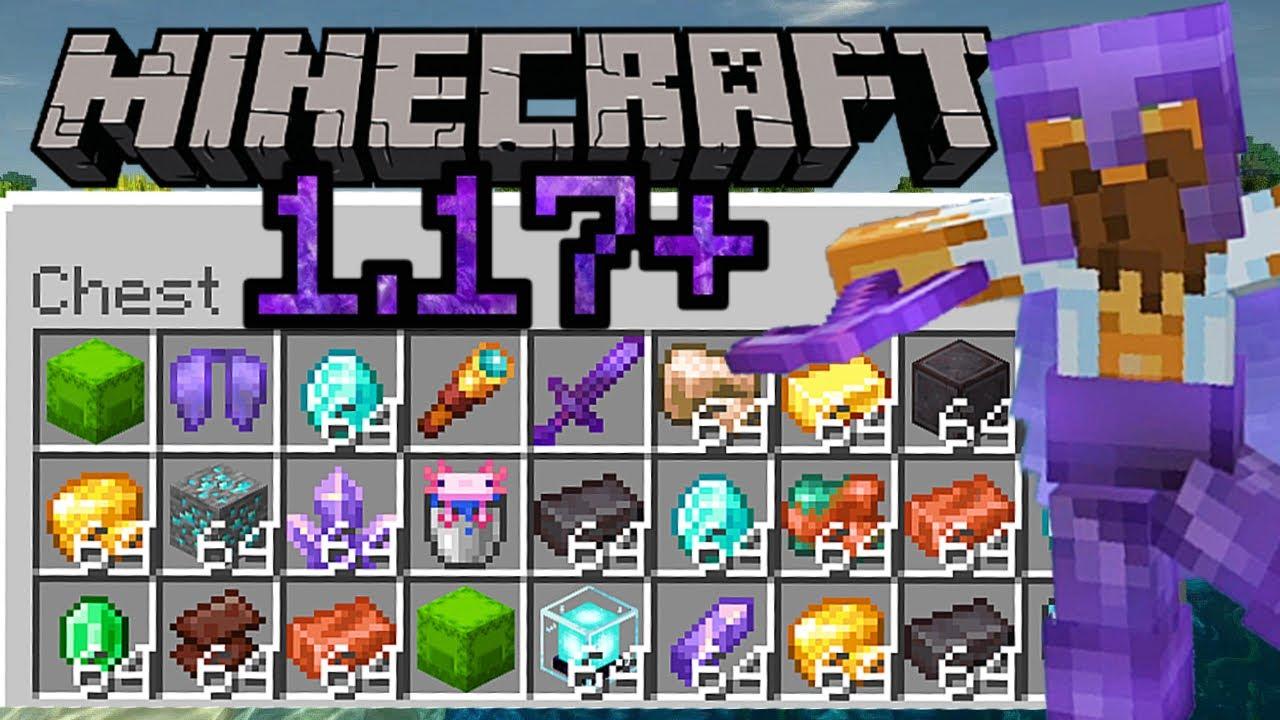 Minecraft 1.17+ - ALL WORKING DUPLICATION GLITCHES 2021 TUTORIAL! XBOX,PE,WINDOWS10,SWITCH,PS
