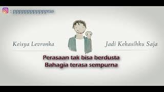 Download Lagu Keisya Levronka Jadi Kekasihku Saja Karaoke Akustik Instrumental  MP3