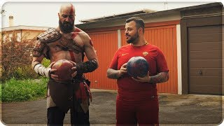 god of war in real life