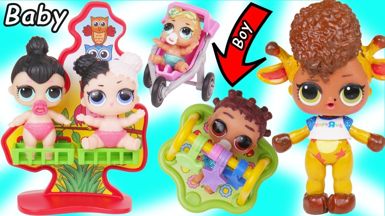 Lol Surprise Doll Toys R Us Custom Opens Toy Store For Fresh New Lil