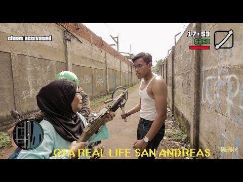 GTA Indonesia Real Life San Andreas Extreme - PondokPetir