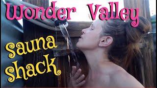 Wonder Valley Sauna Shack