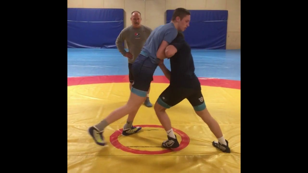 4 Simple Drillable Greco-Roman Techniques from Coach Rob Hermann