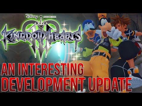 Kingdom Hearts 3 - Here