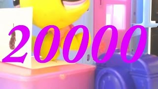 ✿ Minişler: 20000 Abone Partisi ✿ | LPSEM miniş