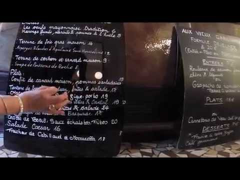 Aux Vieux Garcons 213 bd St Germain 75007 Paris France +33 1 42 22 06 57