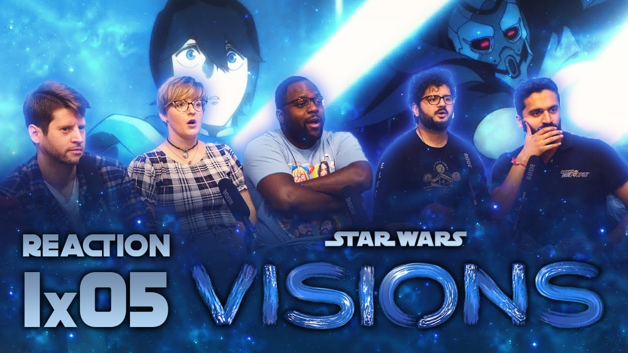 Download Star Wars Visions - 1x5 The Ninth Jedi - Group Reaction