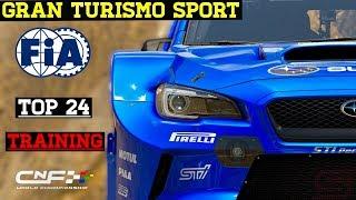 GT Sport - FIA Top 24 Practice