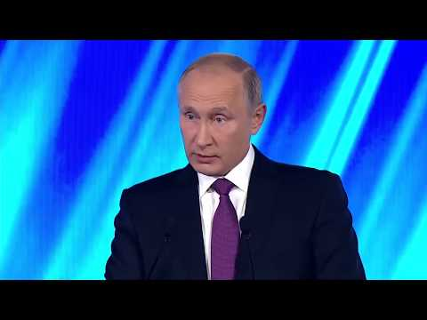 FULL Putin's Speech on Double Standards in Case of Catalonia