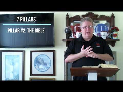 Messages - You & The Church - Lesson #5 -   Pillar #3 Praise - Dr. Dave Burnette