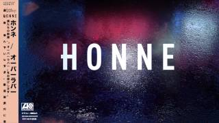 Gambar cover HONNE - I Can Give You Heaven