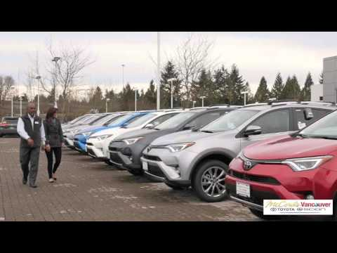 McCord's Vancouver Toyota- Lease Return
