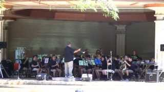 Canyon HS Concert Band -  Hawaiian Music Festival, March 31, 2015