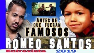 Romeo santos  confesiones más prohibidas,lo nunca contado de Romeo santos la nińez de romeo santos