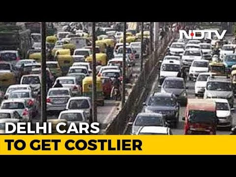 Delhi Cars To Get Costly As One-Time Parking Charges Hiked U