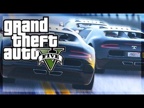 GTA 5 Online - BLACK ADDER LONG HAUL! w/The Crew